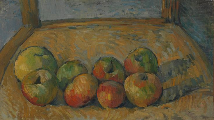 Cezanne-Apples