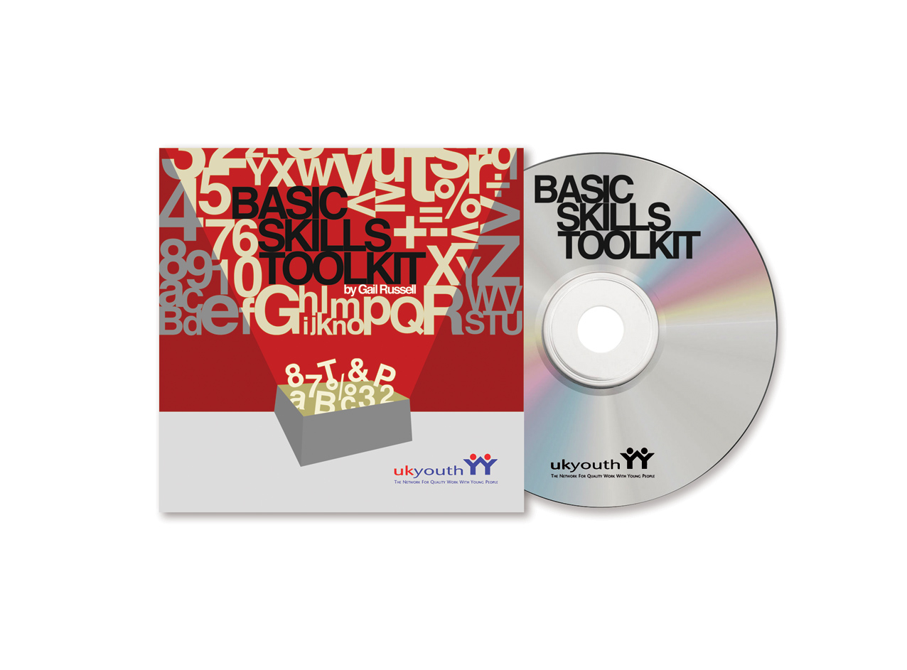 Basic Skills Toolkit, training resource on interactive CD for UKYouth